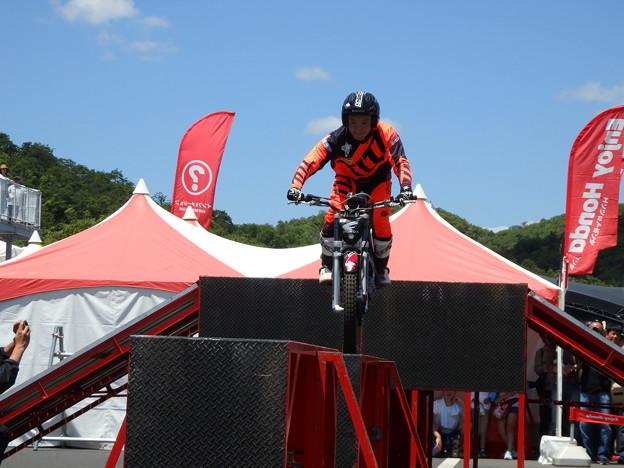 トライアルバイクショー11