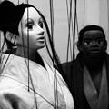 写真: 操り人形