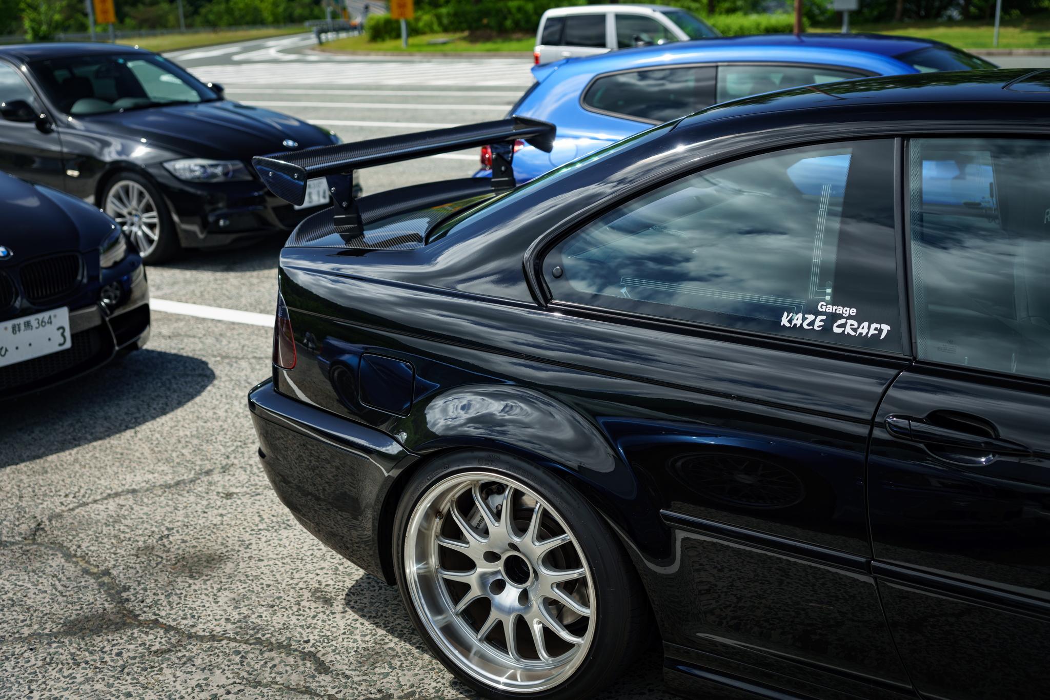 BMW E46 M3 GTS