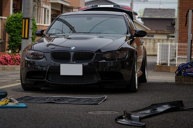 BMW E90 M3 Arkym 1