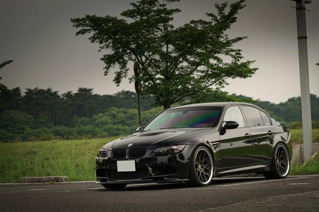 BMW E90 M3 Arkym 5