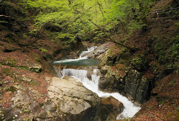 rs-170514_S1608_三重の滝(西沢渓谷) (1)