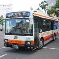 名阪近鉄バス 日野レインボー 岐阜200か11-38