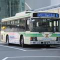 大阪市交通局 日野ブルーリボン なにわ200か・836