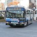 岡山電気軌道 三菱ふそうエアロスター 岡山200か・208