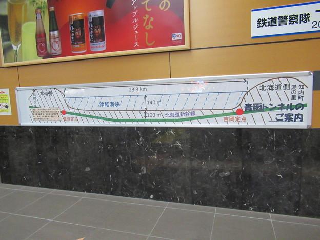 青函トンネルの案内