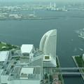 横浜ランドマークタワースカイガーデン