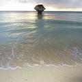 渡具知ビーチ砂浜
