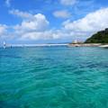 ブセナ海中公園のビーチ♪
