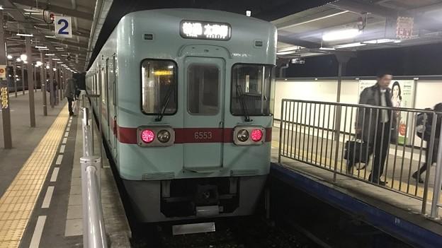 西鉄6050形