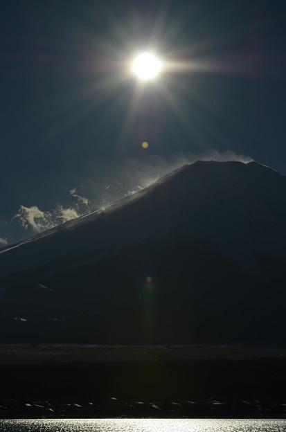 ダイヤモンド富士への道のり12