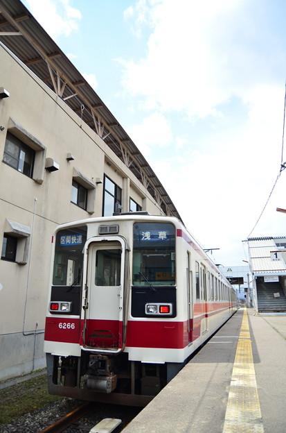 さよなら東武の快速列車の旅12