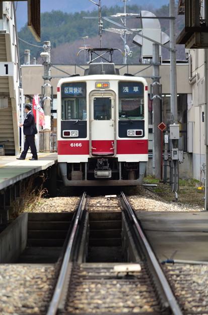 さよなら東武の快速列車の旅