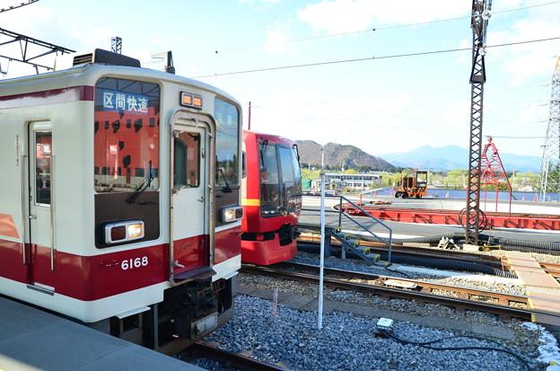 さよなら東武の快速列車の旅31