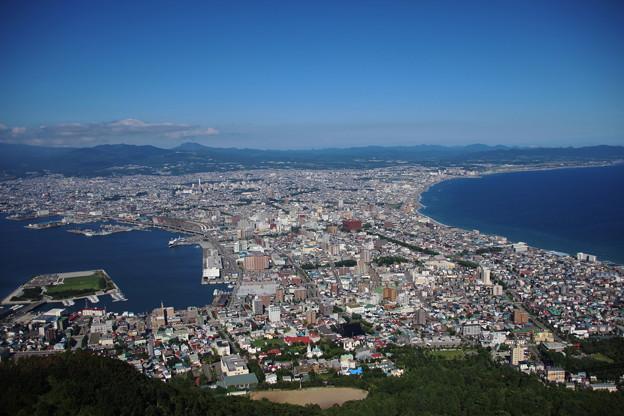 函館山より