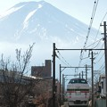 写真: 189系M52編成 快速富士山