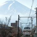 189系M52編成 快速富士山