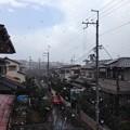 Photos: 初雪、寒い。(≧∇≦)