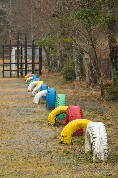 Photos: 雨の日曜日