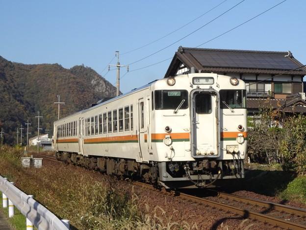 高山本線キハ48形(坂祝~鵜沼間)