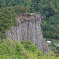 140517-61東北ツーリング・馬仙峡・男神岩?または大崩崖?