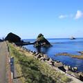 140829-16北海道ツーリング・窓岩
