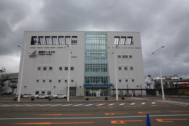 Photos: 140829-44北海道ツーリング・函館フェリーターミナル