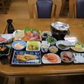 Photos: 140829-54北海道ツーリング・大間での夕食