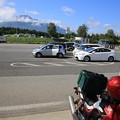 Photos: 140830北海道ツーリング・岩手山SA(バイクを卒業してハンドルネームを昔ライダーHKに変更します)
