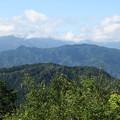 写真: 170929-90高尾山・山頂・展望台から(2/3)