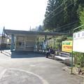 171027-103高水三山・軍畑駅方向への下山・下山路・軍畑駅