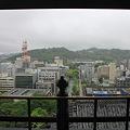 Photos: 110511-92高知城・南方面」