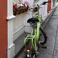 元町の自転車