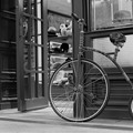 写真: 代官山の自転車