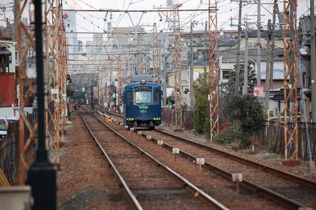 阪堺モ351型 351号