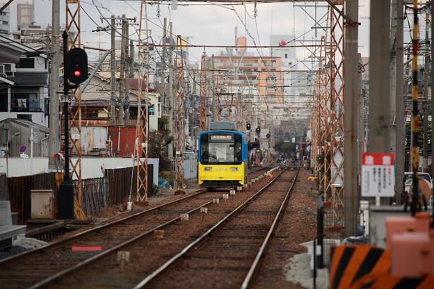 阪堺モ701型 703号