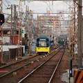 写真: 阪堺モ701型 703号
