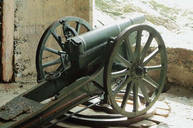 三八式十二糎榴弾砲