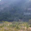 写真: 尾去沢鉱山 選鉱場跡