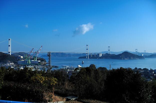 しまなみ海道 来島大橋