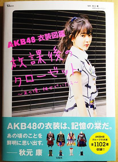 AKB48衣装図鑑放課後のクローゼット(宝島社)