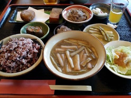 カフェレストラン 長楽(田芋膳)