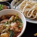 写真: 武蔵野うどん 澤村「肉汁うどん」