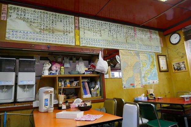 喜楽飯店@久留里P1010759