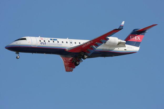 CRJ200ER JA04RJ IBEX