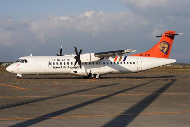 ATR72 HB-AFM GE 2006.10.15