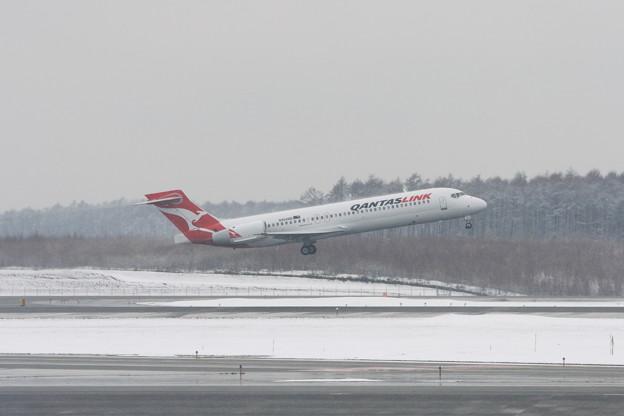 Photos: Boeing 717 N904ME(VH-NXR) QantasLink 2012.04