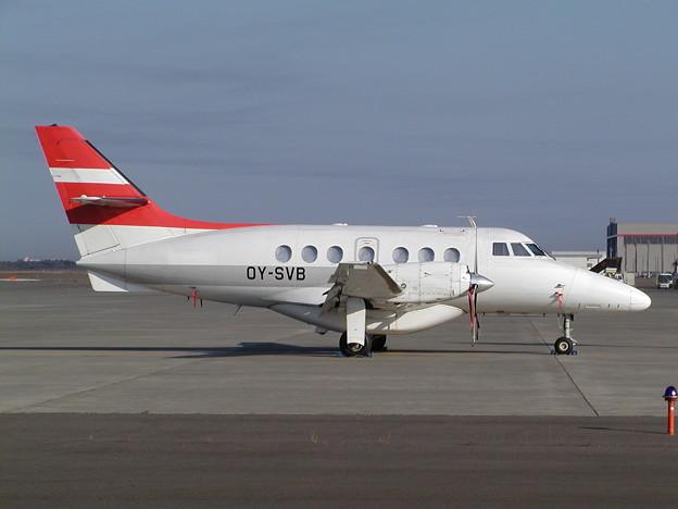 BAe3217 Jetstream31 OY-SVB(JA8591) RJCC 2003.10