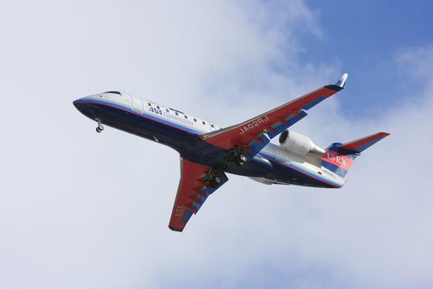 CRJ-100LR JA02RJ IBEX