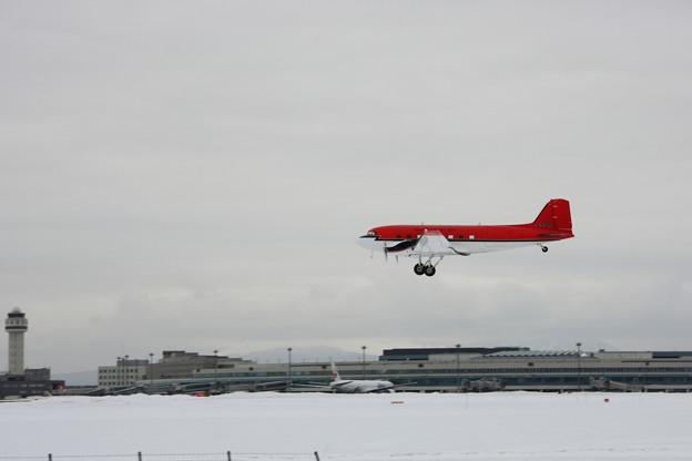 BT-67 C-FBKB approach in RJCC